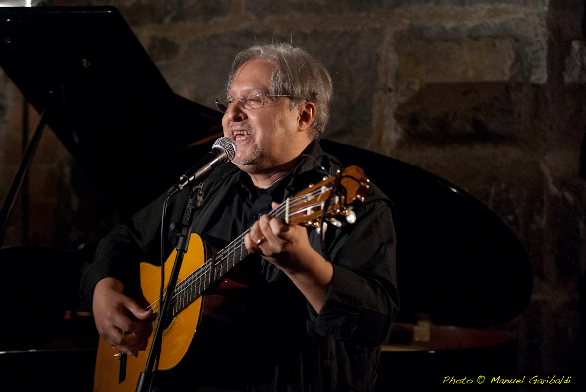 Gian Piero Alloisio - Ph. Manuel Garibaldi