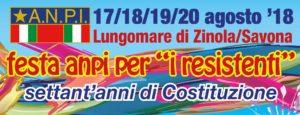 Gian Piero Alloisio presenta Aria di libertà @ Lungomare di Zinola (SV)   Zinola   Liguria   Italia