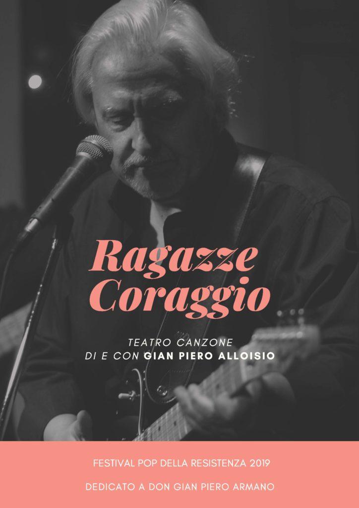 Ragazze Coraggio - Gian Piero Alloisio